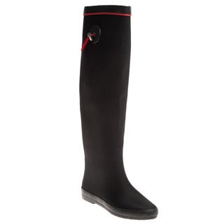 Henry Ferrera Women's Knee-high Rain Boots