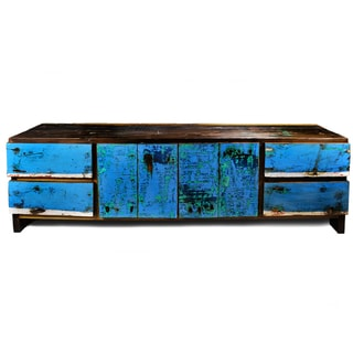 Ecologica Reclaimed Teak TV Media Console
