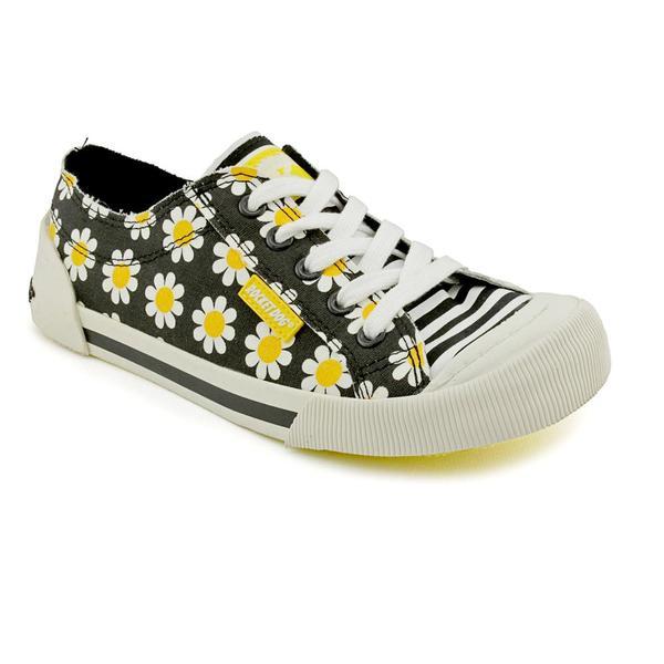 Rocket Dog Women's 'Jazzin' Basic Textile Casual Shoes