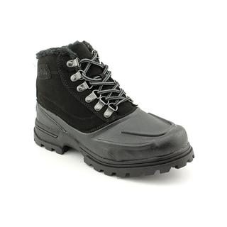 Fila Men's 'Weathertech Shearling' Synthetic Boots