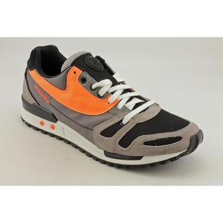 Diesel Men's 'High Speed Absolute' Leather Athletic Shoe