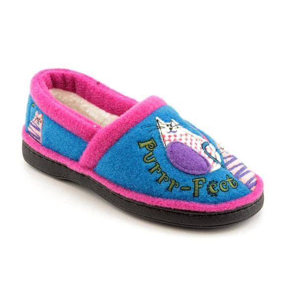 Acorn Girl's 'Fat Cat Moc' Basic Textile Casual Shoes