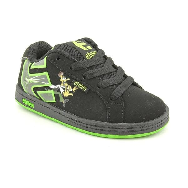 Etnies Boy's 'Phineas and Ferb Fader' Nubuck Athletic Shoe