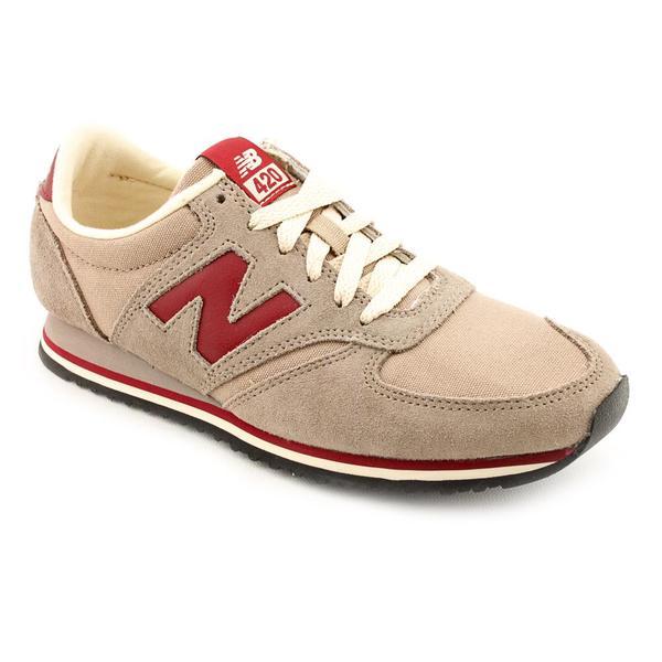 New Balance Men's 'U420U' Regular Suede Athletic Shoe