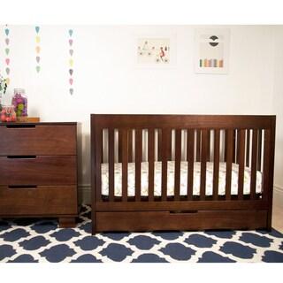 Babyletto Mercer 3-in-1 Convertible Crib in Espresso