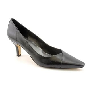 Bella Vita Women's 'Wow' Leather Dress Shoes - Extra Wide