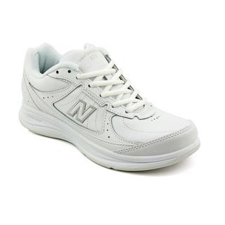 New Balance Women's 'WW577' Leather Athletic Shoe