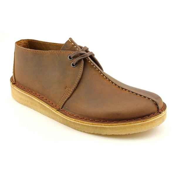 Clarks Originals Men's 'Desert Trek' Leather Boots