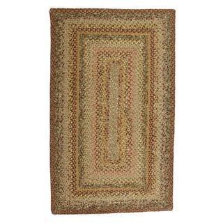 Autumn Cotton Braided Rug (2' x 3')