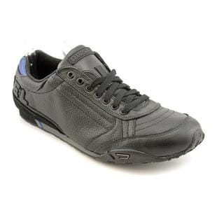 Diesel Men's 'Harold Take' Leather Athletic Shoe