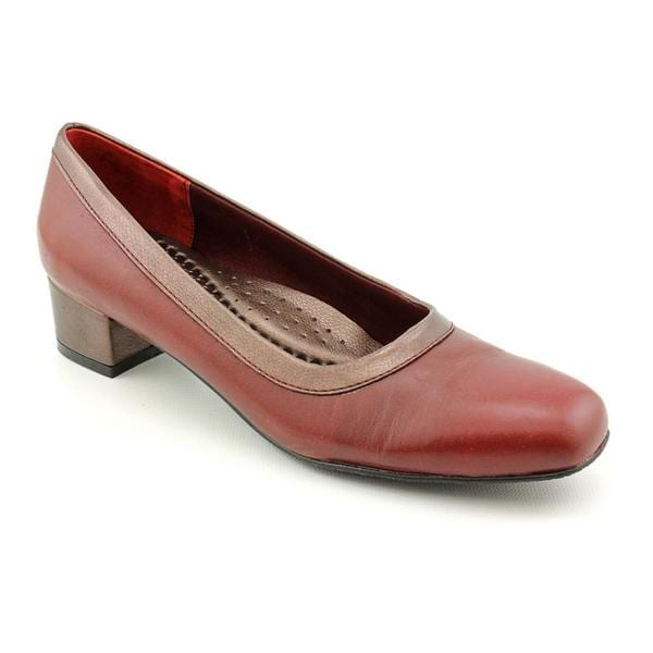 Trotters Women's 'Dora' Leather Dress Shoes - Extra Narrow