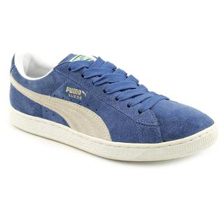 Puma Men's 'Suede Archive Eco' Regular Suede Casual Shoes (Size 7.5)