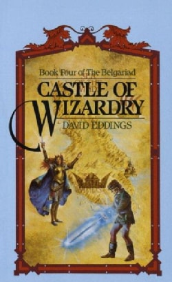 Castle of Wizardry: Book Four of the Belgariad (Paperback)