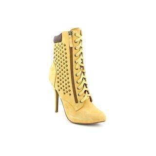 Ziginy Women's 'Jemma' Leather Boots