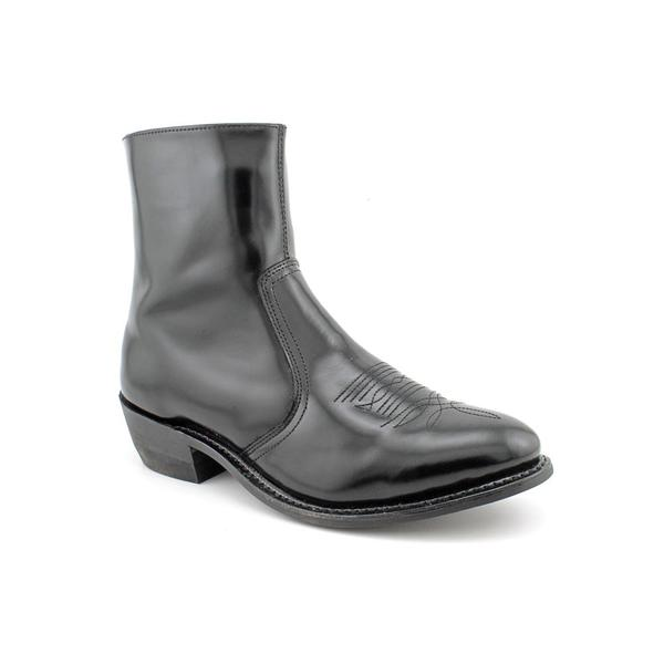 Leather Classics Men's '1199' Leather Boots - Wide