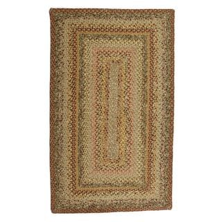 Autumn Cotton Braided Rug (6' x 9')