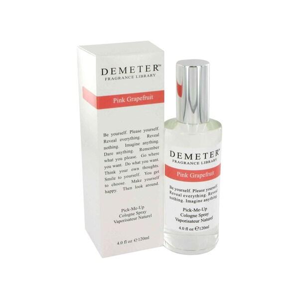 Demeter Pink Grapefruit Women's 4-ounce Cologne Spray