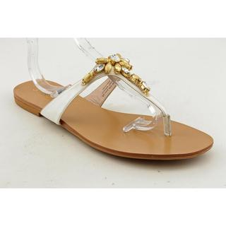 Joan & David Women's 'Kalynda' Patent Leather Sandals (Size 10)