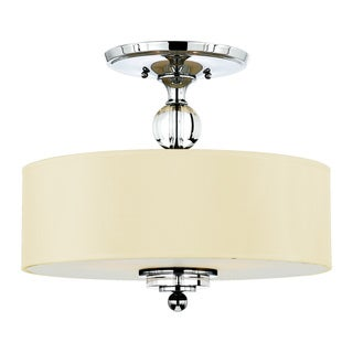 Quoizel Downtown Large Semi Flush Mount Fixture