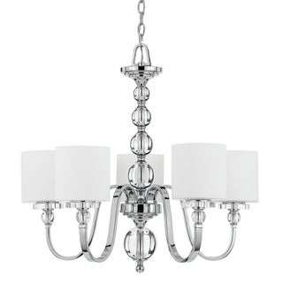 Quoizel Downtown 5-Light Chandelier