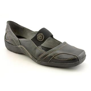 Auditions Women's 'Sieben' Leather Casual Shoes - Extra Wide