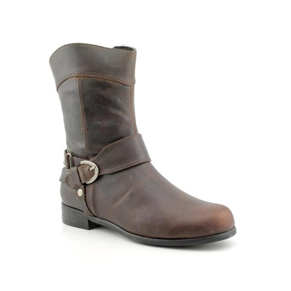 Ros Hommerson Women's 'Maddie' Leather Boots - Extra Wide