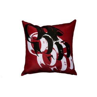 Maxwell Dickson Brass Knuckles Throw Pillow