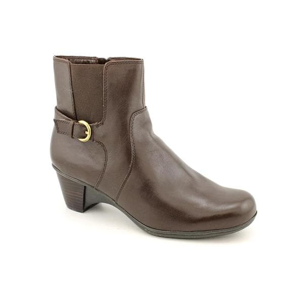 Naturalizer Women's 'Orah' Leather Boots - Wide