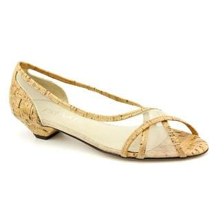 Prevata Women's 'Lucy' Mesh Dress Shoes - Narrow