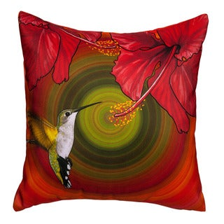 Maxwell Dickson Bloom Throw Pillow