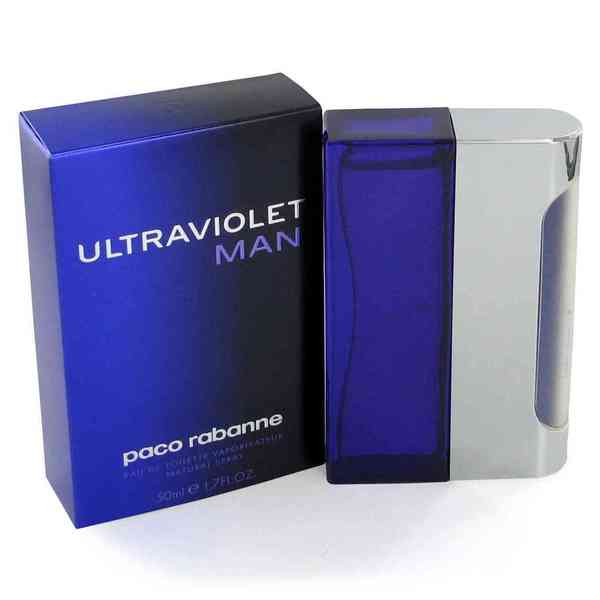 Paco Rabanne Ultraviolet Men's 1.7-ounce Eau de Toilette Spray