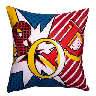 Maxwell Dickson Pop Throw Pillow