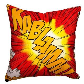 Maxwell Dickson Kablamm Throw Pillow