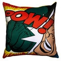 Maxwell Dickson Pow Throw Pillow