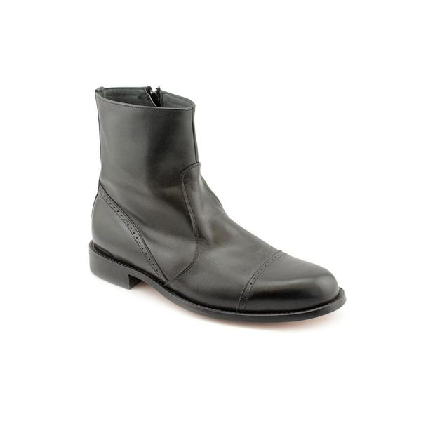 Leather Classics Men's 'E604050' Leather Boots (Size 8.5)