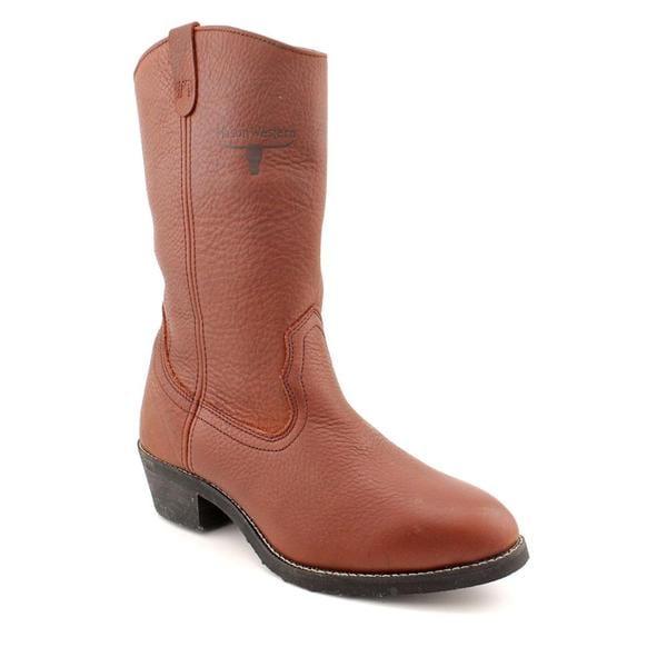 Mason Shoe Mens Western Leather Boots