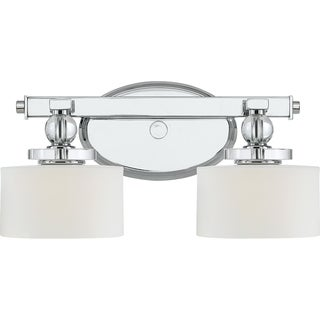 Quoizel Downtown 2-Light Bath Fixture
