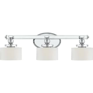Quoizel Downtown 3-Light Bath Fixture