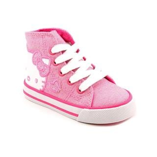 Hello Kitty Girl's 'Lil Glynnis' Fabric Casual Shoes