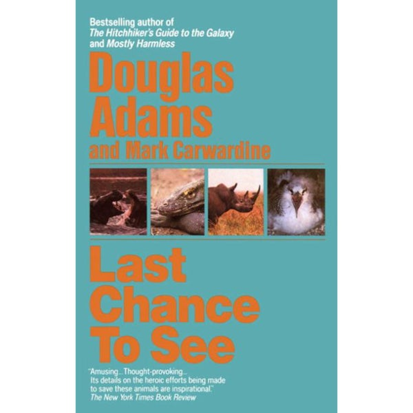 Last Chance to See (Paperback) 866644