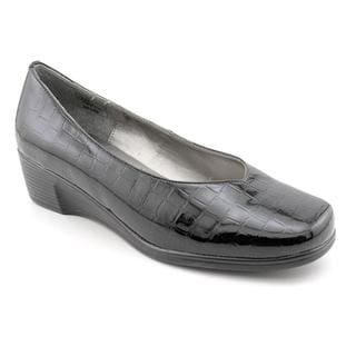 Andiamo Women's 'World' Patent Casual Shoes - Wide