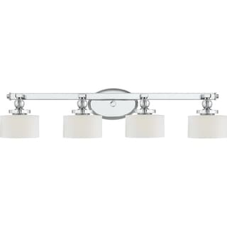 Quoizel Downtown 4-Light Bath Fixture