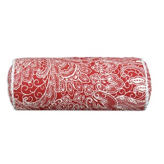 Mardi Gras Berry 13-inch Bolster Pillow