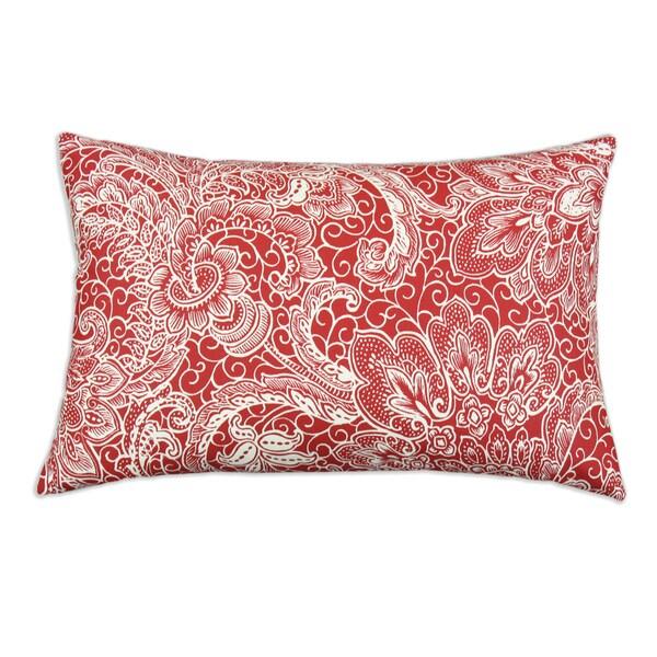 Mardi Gras Berry 12.5x19-inch Pillow
