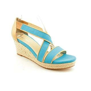 Taryn Rose Women's 'Krissy' Basic Textile Sandals
