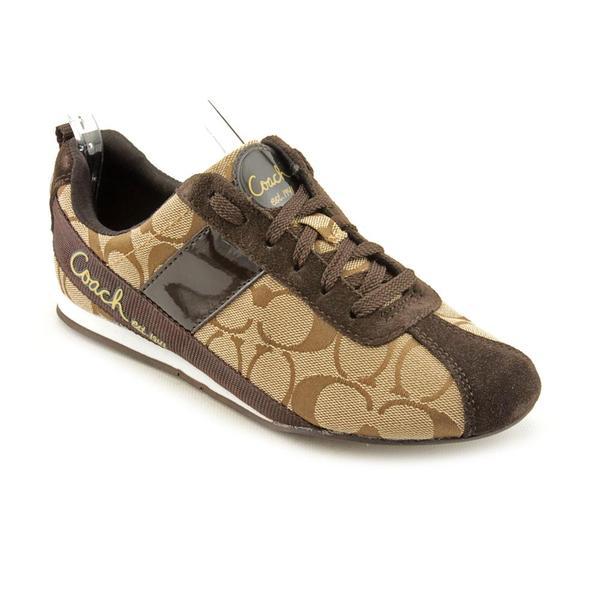 Coach Women's 'Hadley' Fabric Casual Shoes