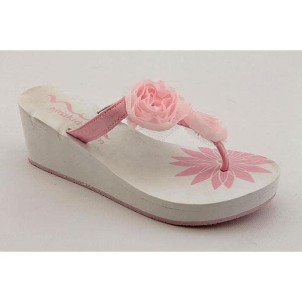 Nina Kids Girl's 'C203950' Synthetic Sandals
