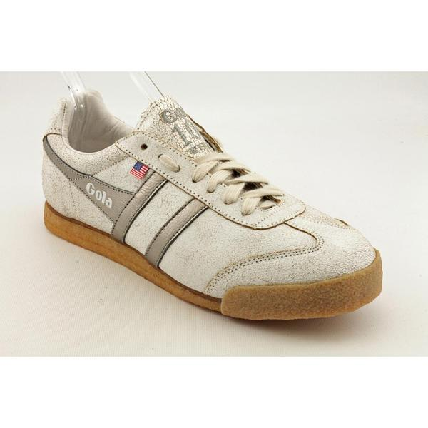 Gola Women's 'Centurion' Distressed Leather Casual Shoes