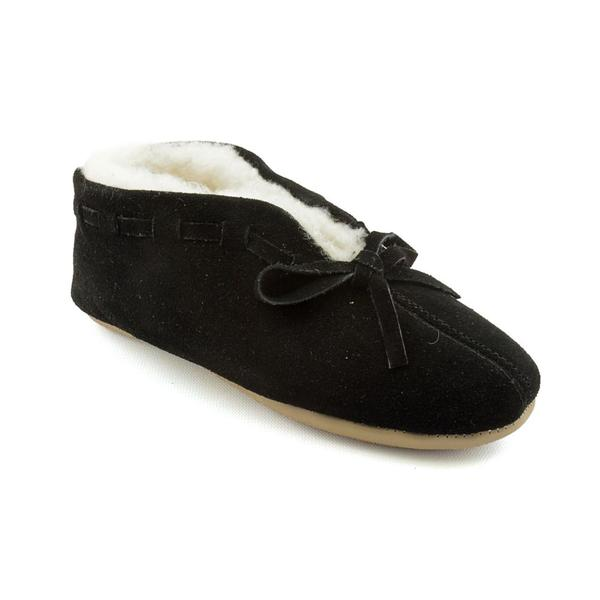 Green Ease Women's 'Bootie' Regular Suede Casual Shoes - Wide (Size 5)