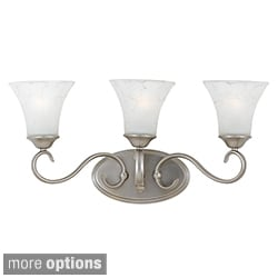 Quoizel Duchess 3-Light Bath Fixture